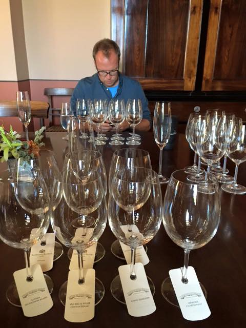 Re-tasting the Antonij Rupert range today