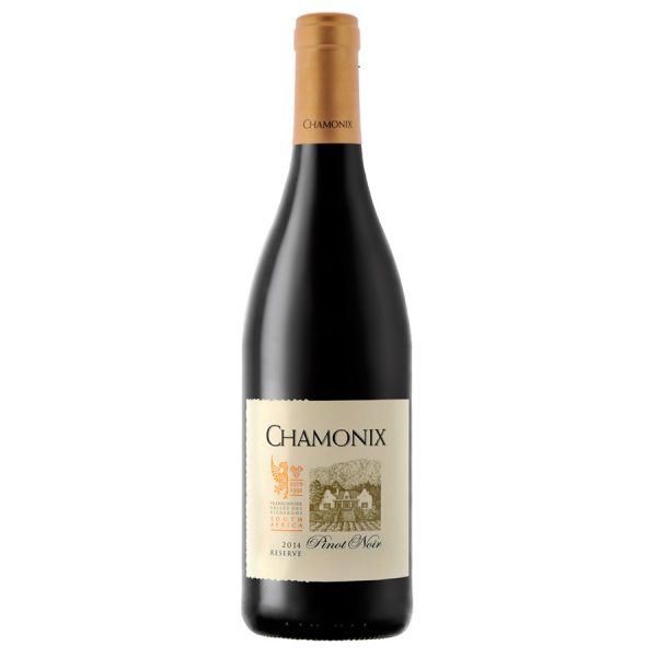 Chamonix Pinot Noir Reserve