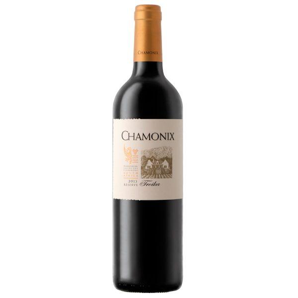 Chamonix Troika 2013
