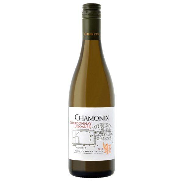 Chamonix Unbaked Chardonnay 2014
