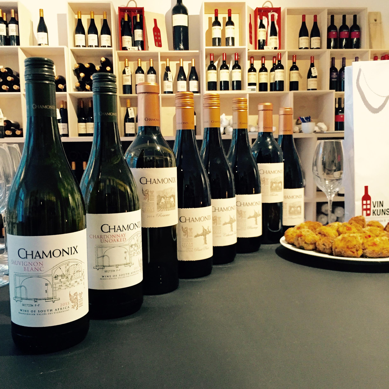 Stor Chamonix vinsmagning