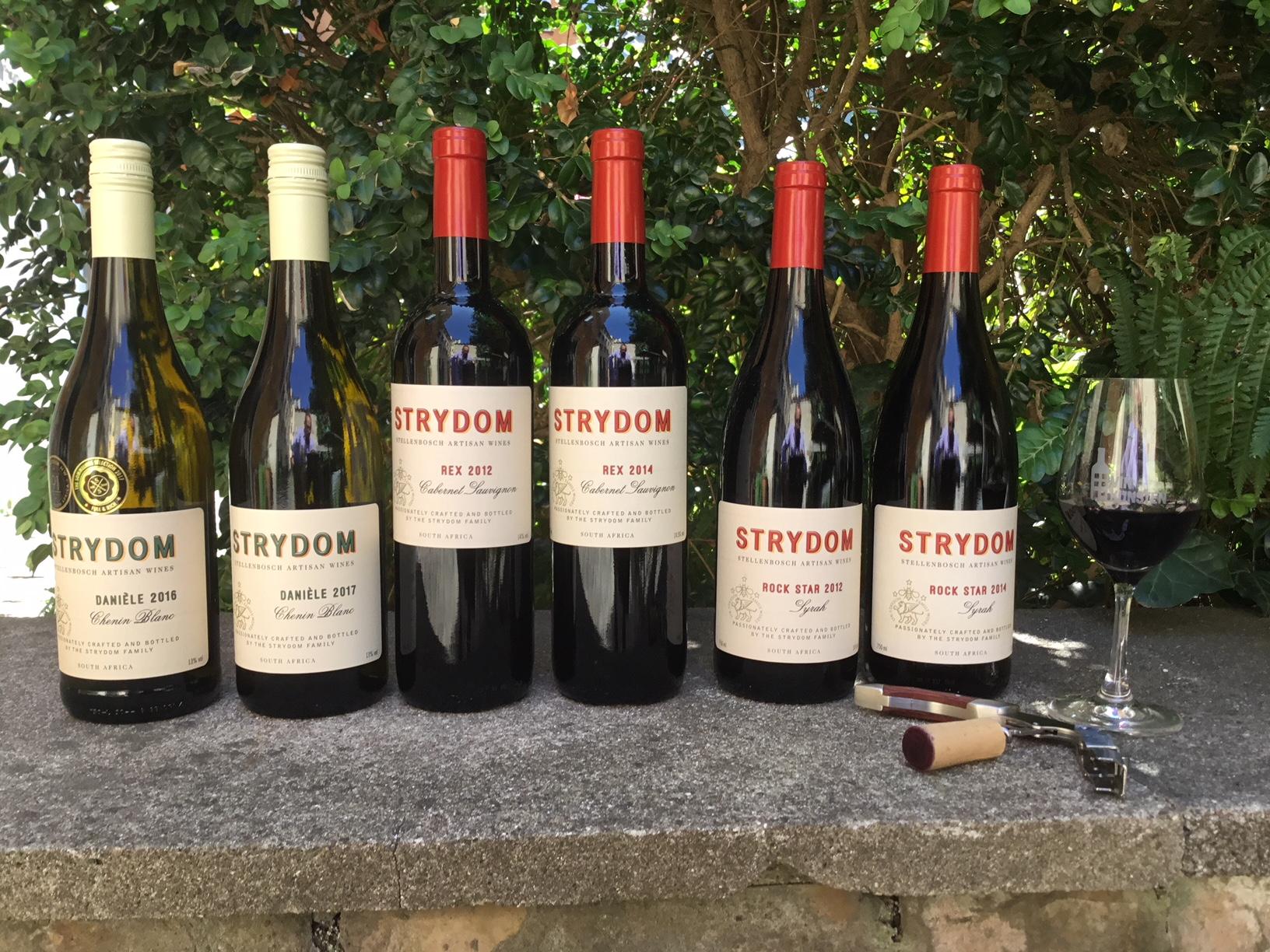 Vinsmagning med Sydafrikas bedste kvindlige vinmager. Fredag 31. august kl 18-20