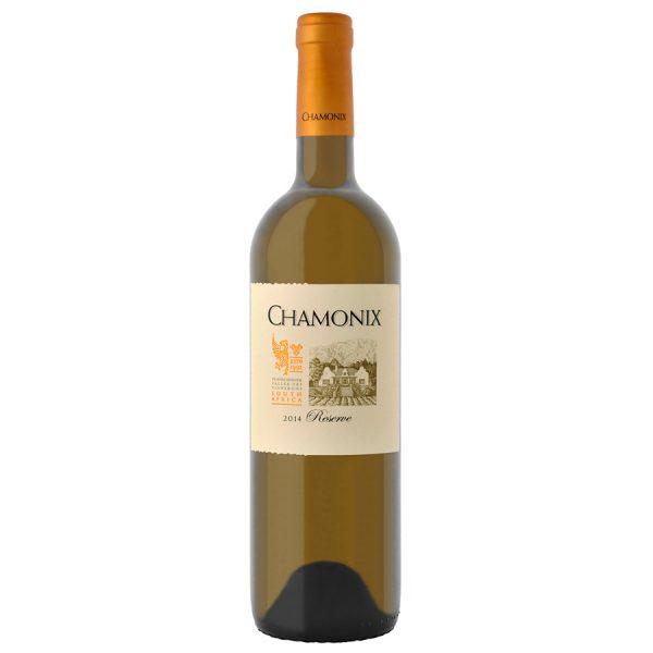 Chamonix Reserve White 2014